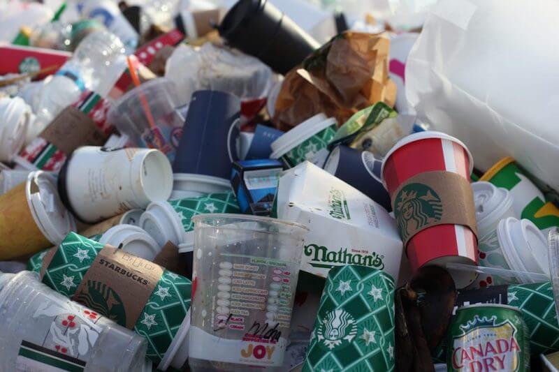 EkoPoháre proti odpadkom